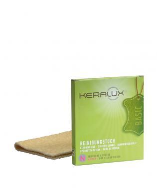 KERALUX® Reinigungs- und Auffrischtuch